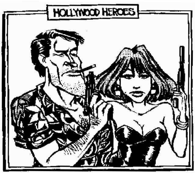Hollywood heroes 2:2